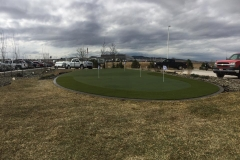 Granite Buick GMC Putting Green